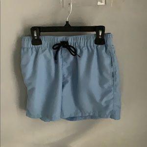 ASOS swim trunks